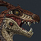 Dino Raptor - 3DOcean Item for Sale