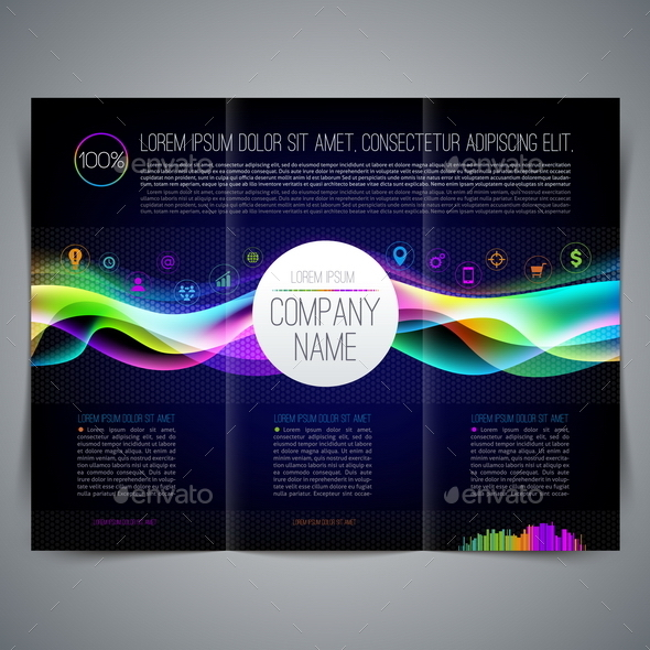 GraphicRiver Template Leaflet Design 10518680