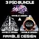 3 PSD Modern Flyer Bundle - GraphicRiver Item for Sale