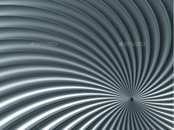 GraphicRiver Abstract Background of 3D High Tech Structure 10518793