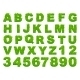 Green Grass Alphabet - GraphicRiver Item for Sale