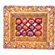conker fruits in antique ornate picture frame isolated - PhotoDune Item for Sale