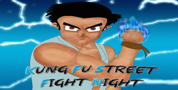 CodeCanyon Kung Fu Street Fight Boxing 10519279