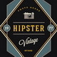 Set of Hipster Emblems, Labels and Sign - GraphicRiver Item for Sale