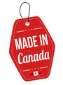 Made in Canada label or price tag - PhotoDune Item for Sale