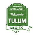 Tulum stamp - PhotoDune Item for Sale