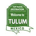 Tulum stamp - PhotoDune Item for Sale