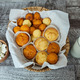Cheese Muffins with Milk - PhotoDune Item for Sale