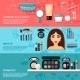 Makeup Banner Set - GraphicRiver Item for Sale