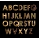 Gold Font - GraphicRiver Item for Sale