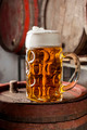 Large beer Glass - PhotoDune Item for Sale