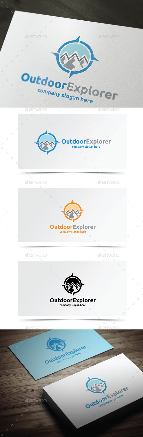GraphicRiver Outdoor Explorer 10522481