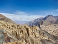 view of the valley in the Himalayas - PhotoDune Item for Sale