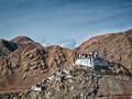 Lekir Buddhist monastery in the Himalayas, northern India - PhotoDune Item for Sale