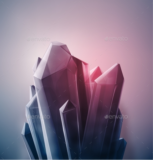 GraphicRiver Precious Crystal 10523754