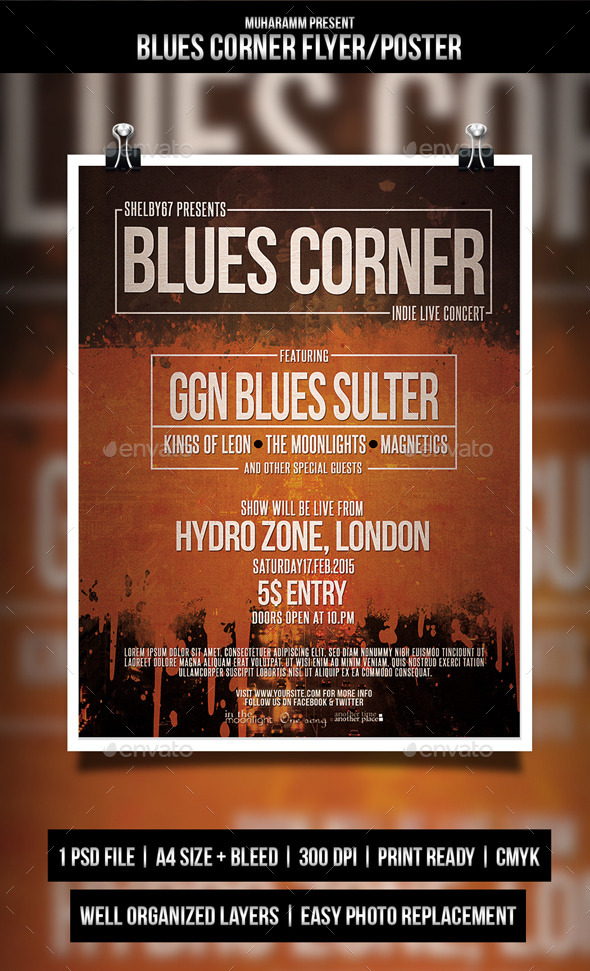 GraphicRiver Indie Blues Corner 10523797
