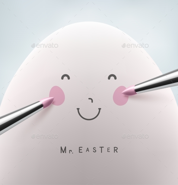GraphicRiver Mister Easter 10523813