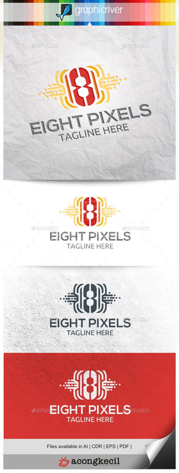 GraphicRiver Number Pixels 8 10524054