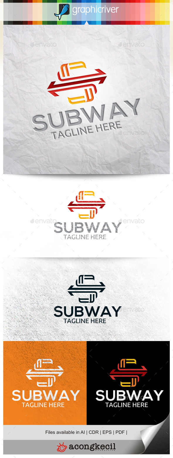 GraphicRiver Subway V.5 10524065