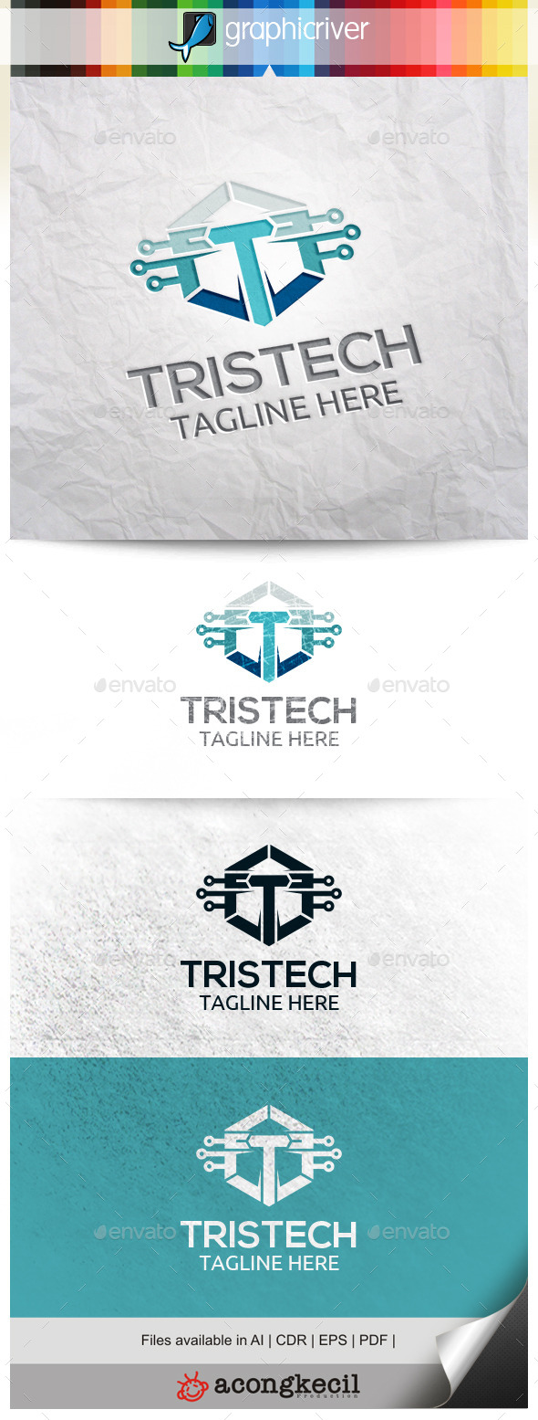 GraphicRiver Tris Tech V.2 10524079