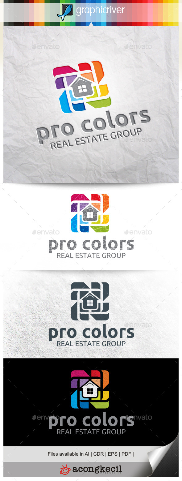 GraphicRiver Property Color V.6 10524155
