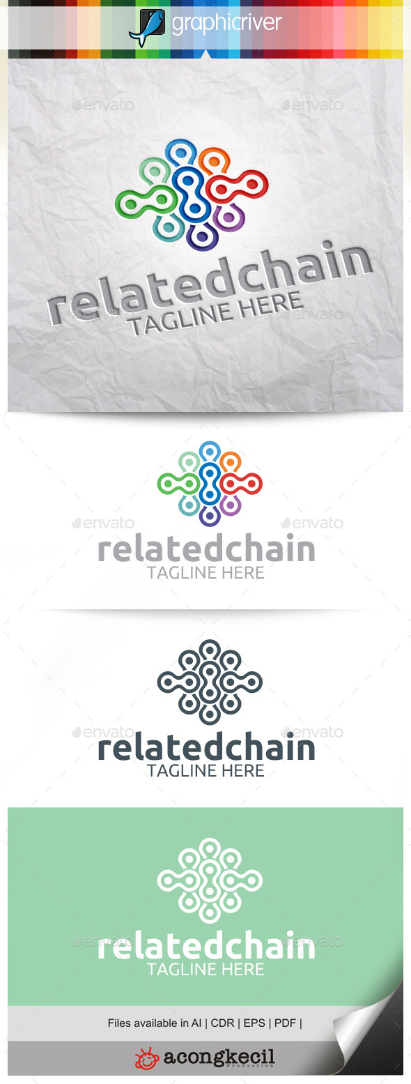 GraphicRiver Related Chain 10524160