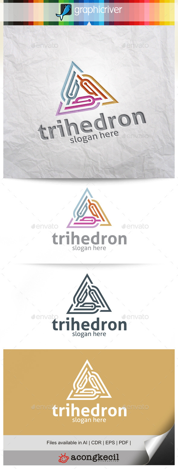 GraphicRiver Triangle V.10 10524242
