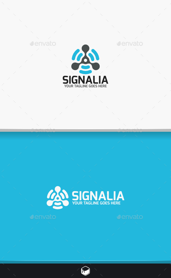 GraphicRiver Signalia Logo 10524248