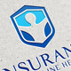 InsuranSe Logo - GraphicRiver Item for Sale