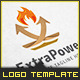 Extra Power - Logo Template - GraphicRiver Item for Sale