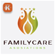Family Care Logo - GraphicRiver Item for Sale