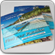 Square Travel / Holiday Brochure - GraphicRiver Item for Sale