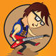 Geek Boy Character - GraphicRiver Item for Sale