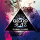 Future Electro Beatz Party Flyer - GraphicRiver Item for Sale