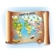 Map of Treasure Hunting - GraphicRiver Item for Sale