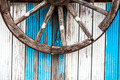 Horse Car Wheel and Wooden Background - PhotoDune Item for Sale