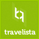 Travelista - Premium WordPress Blog Theme - ThemeForest Item for Sale