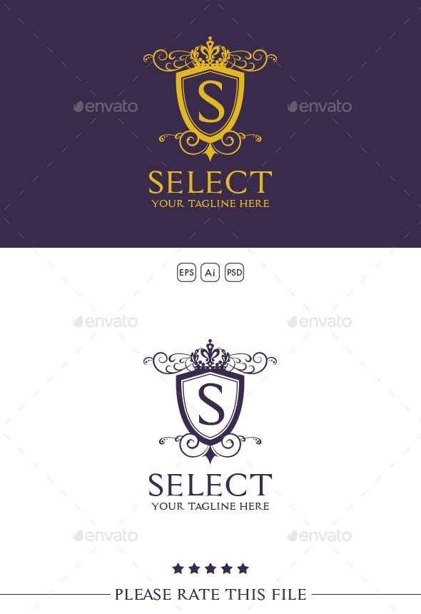 GraphicRiver Luxury Logo 10526002