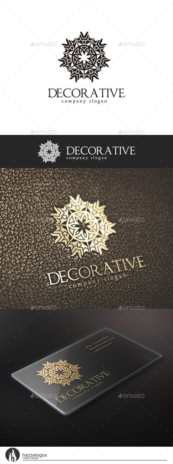 GraphicRiver Decorative Logo 10526010