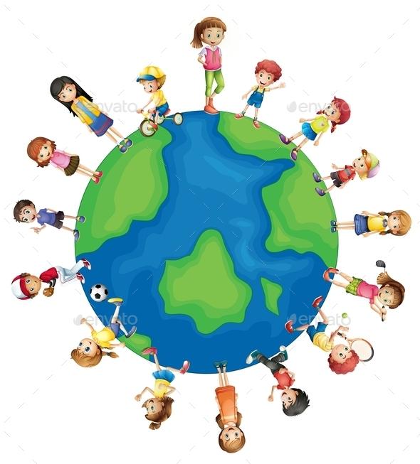 GraphicRiver Children 10526070