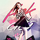 Pink City Party Flyer - GraphicRiver Item for Sale