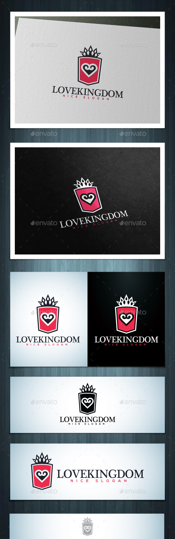 GraphicRiver Love Kingdom 10526532