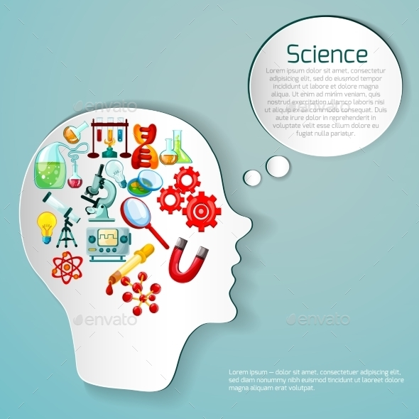 GraphicRiver Science Poster Illustration 10526776