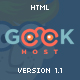 GeekHost - Responsive Hosting Company Web Template - ThemeForest Item for Sale