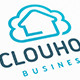 Cloud House Logo - GraphicRiver Item for Sale