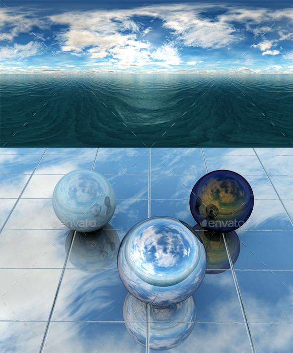 3DOcean Sea 235 10527187