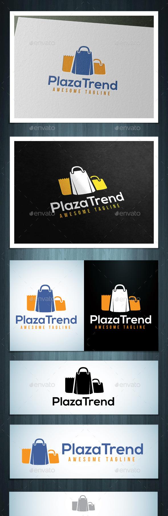 GraphicRiver Plaza Trend 10527396