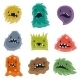 Set of Little Angry Viruses and Monsters - GraphicRiver Item for Sale