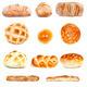 Various Bread Types - PhotoDune Item for Sale
