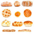 Various Bread Types - PhotoDune Item for Sale